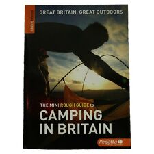 REGATTA CAMPING BOOK THE MINI GUIDE TO CAMPING IN BRITAIN