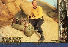 Star Trek Original TOS Season 1 Chase Character Log C37 Arena