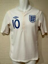 Wayne Rooney england jersey umbro 2012 size 36