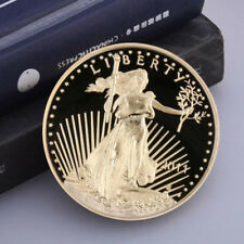 2011 fine gold-50 commemorative liberty coin double eagle gold plated coin FT