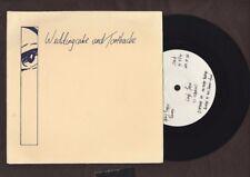 """Weddingcake And Toothache - Long Train - 1991 rare Aussie 7"""" single 45rpm + CD-R"""