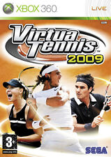 Virtua Tennis 2009 XBOX 360 IT IMPORT SEGA
