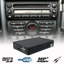 Car USB SD AUX MP3 Player Adapter Car Kit Mini Cooper Boost CD Radio R52 R53