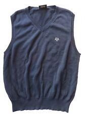 POLO Jeans Co Company Ralph Lauren Sweater Vest Men's Navy XL GREAT CONDITION