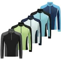 CALLAWAY GOLF MENS LS PERFORMANCE WINTER THERMAL SWEATER PULLOVER 45% OFF
