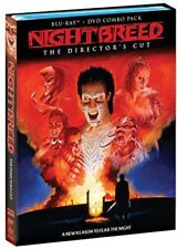 Nightbreed: The Director's Cut Combo [New Blu-ray] With DVD, Director's Cut/Ed