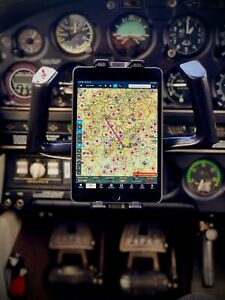 "FlightPro ProAviator Yoke Mount for Phone, iPad, iPad Mini & 11"" Pro"