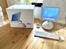 """Boxed & Immaculate Condition Apple iMac G4 15"""" 800 MHz PowerPC Model 4,2 2002"""