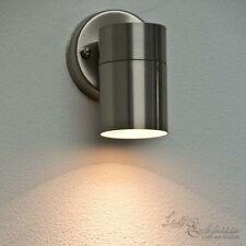LED Fassadenstrahler down aus Edelstahl Wandlampe Außenleuchten Aussenstrahler