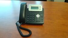 Tadiran Telecom T320P VoIp phone. Sip phone will work with other VoIp systems.