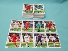 Panini Road to Euro 2020 Adrenalyn XL alle 225 Basiskarten Team Mate Base Cards