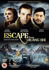 Escape From Huang Shi DVD Jonathan Rhys Meyers New and Sealed Original UK R2