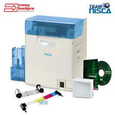 Nisca PR-C201 Complete ID Card Printer System