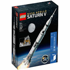 New | LEGO Ideas 21309 NASA Apollo Saturn V (1969 pieces)