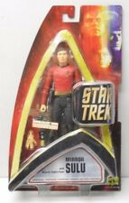 Star Trek TOS SULU Mirror Mirror Action Figure Art Asylum NIP 2006 Exclusive