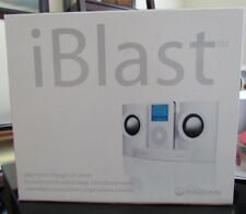 RADIAN iBLAST iPOD DOCKING SPEAKERS NEW IN BOX