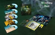 """Breaking Bad OST 5x10"""" LP Box Set [Vinyl New] Ltd Lt Blue Color Pre-Order 11/30"""