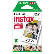 1 Pack 10 Instant Photos FujiFilm Fuji Instax Mini Film Polaroid 7S 8 SP-1 SP-2