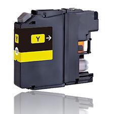 Drucker Patrone Tinte für BROTHER MFC-J870DW J970DW J4310DW J4410DW, gelb