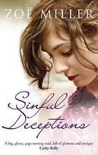 Sinful Deceptions, Miller, Zoe, Excellent Book