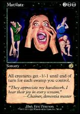 MTG Magic - (R) Torment - Mutilate - SP