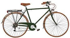 "Bicicletta Vintage Sport Uomo Peugeot 28"" 6V Acciaio Cicli Casadei"