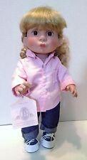Lee Middleton Earth Angel Baby Doll 1993 573/1500 Girl Signed KissJeans Rubber