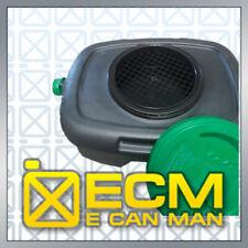 Portable Oil Drain Pan & Can 11.4L