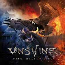 "Unshine ""DARK HALF rising"" CD [Female copertura folk Druid Metal from Finland]"