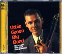 SEALED NEW CD Urbie Green Big Band - Complete 1956-1959 Recordings