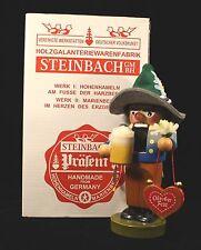 "Steinbach German Wooden Nutcracker Chubby ""Oktoberfest Xaver� S1368 New"