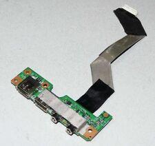 Audio/Sound/USB Platine Model: 48.4V802.011 für HP Elitebook 8530, 8530p, 8530w