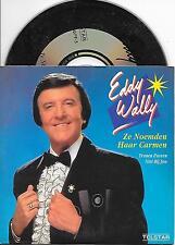 EDDY WALLY - Ze noemden haar Carmen CD SINGLE 2TR CARDSLEEVE 1996 BENELUX