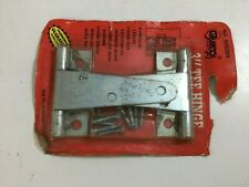 1 Pair Of 3 Inch T Hinges ~ Sealed Old Soiled Package ~ Selling as used.
