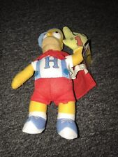 Homer The Simpsons  Plush Stuffed Doll Nanco Cape Hat #1
