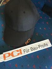 Stylisches Basecap und gratis Zollstock - PCI Baustoffe für Profis *Neu*