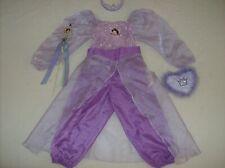 Disney Princess Jasmine Costume Dress Up M 7 8