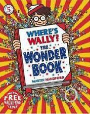 """NEW"" Where's Wally? The Wonder Book, Handford, Martin, Book"