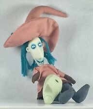 The Nightmare Before Christmas Shock Bean Bag Doll w/Mask Applause Used