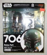 STAR WARS 706 BOBA FETT GOOD SMILE NENDOROID SERIES NEW SEALED
