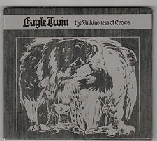 EAGLE TWIN - the unkindness of crows CD