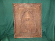 porte de tabernacle ancienne en bois