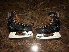 Itech Rpm 2500 size 8 D youth hockey ice skates #8040
