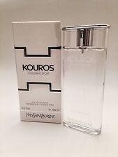 Kouros Cologne Sport Eau De Cologne Spray 3.3 oz By Yves Saint Laurent Sealed