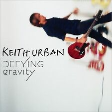 Keith Urban - Defying Gravity [New CD]