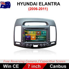 "7"" Car DVD GPS Multimedia Player Navigation for HYUNDAI ELANTRA Model: 2006-2011"