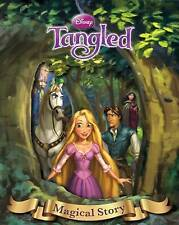 Disney Tangled Magical Story with Lenticular Cover (Disney Magical Story), Disne