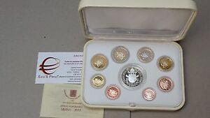 BE VATICAN 2017 Vaticano 9 pièces 23,88 euro 20 Vatikan FRANCESCO PP Fs Proof