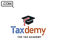 Taxdemy.com - Premium Domain Name For Sale BRANDABLE TAX ACADEMY DOMAIN