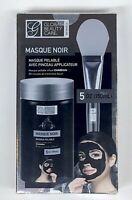Black Mask Premium Charcoal Infused Peel-Off Mask 5oz 20-30 Min Facial Therapy